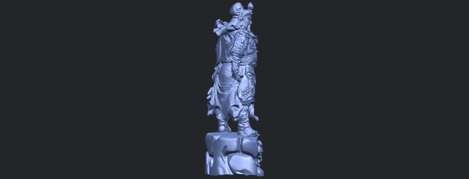 06_TDA0241_Guan_Gong_iiB09.png Download free STL file Guan Gong 02 • 3D printing template, GeorgesNikkei