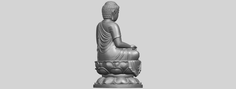 01_TDA0174_Gautama_Buddha_(ii)__88mmA08.png Download free STL file Gautama Buddha 02 • 3D print template, GeorgesNikkei