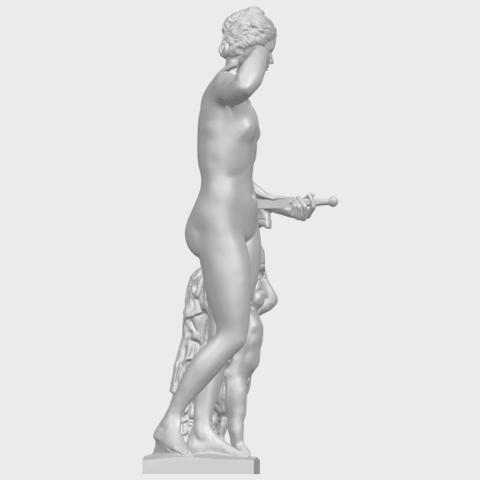 16_TDA0268_Venus_and_AngelA09.png Télécharger fichier STL gratuit Vénus et Ange • Objet pour impression 3D, GeorgesNikkei