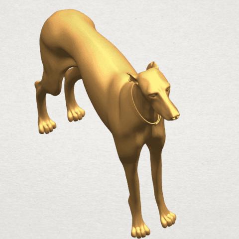 TDA0531 Skinny Dog 03 A09.png Download free STL file Skinny Dog 03 • 3D printer model, GeorgesNikkei