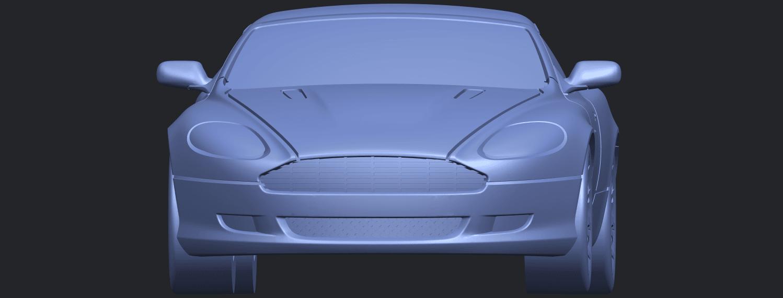 TDB007_1-50 ALLA09.png Download free STL file Aston Martin DB9 Cabriolet • 3D print model, GeorgesNikkei
