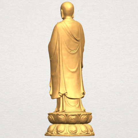 TDA0495 The Medicine Buddhav A05.png Download free STL file The Medicine Buddha • 3D print object, GeorgesNikkei