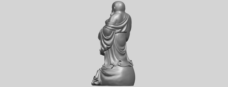23_TDA0234_Metteyya_Buddha_08A05.png Download free STL file Metteyya Buddha 08 • 3D printing model, GeorgesNikkei