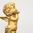 TDA0480 Angel Baby 03 A09.png Download free STL file Angel Baby 03 • 3D printing template, GeorgesNikkei