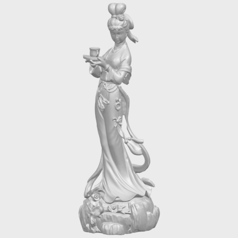 09_TDA0253_Fairy01A01.png Download free STL file Fairy 01 • 3D printer object, GeorgesNikkei