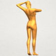 06.png Download free STL file Naked Girl D03 • 3D printing template, GeorgesNikkei