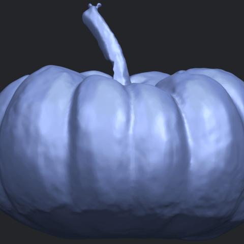 17_TDA0614_Pumpkin_02B08.png Download free STL file Pumpkin 02 • 3D print template, GeorgesNikkei