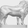 02_TDA0313_Lion_(iii)A06.png Download free STL file Lion 03 • 3D printable template, GeorgesNikkei