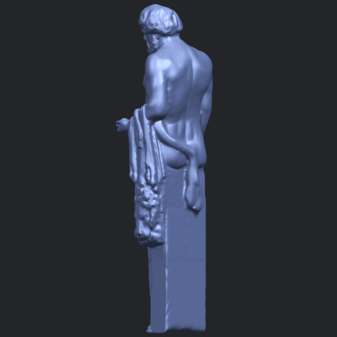 24_TDA0466_Sculpture_of_a_man_02_ex500B05.png Download free STL file Sculpture of a man 03 • 3D print model, GeorgesNikkei