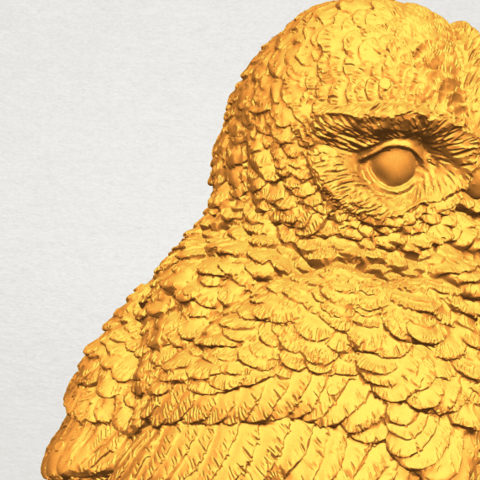 A11.png Download free STL file Owl 04 • 3D printable object, GeorgesNikkei
