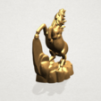 Horse - B06.png Download free STL file Horse 01 • 3D printing model, GeorgesNikkei
