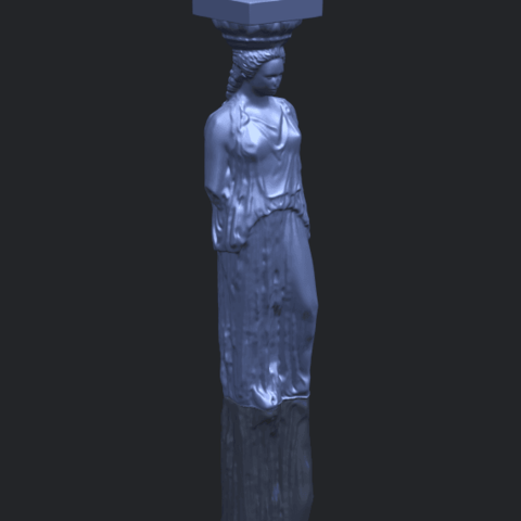19_Pose_with_Girl_80mmB00-1.png Download free STL file Pose with Girl • 3D printable template, GeorgesNikkei
