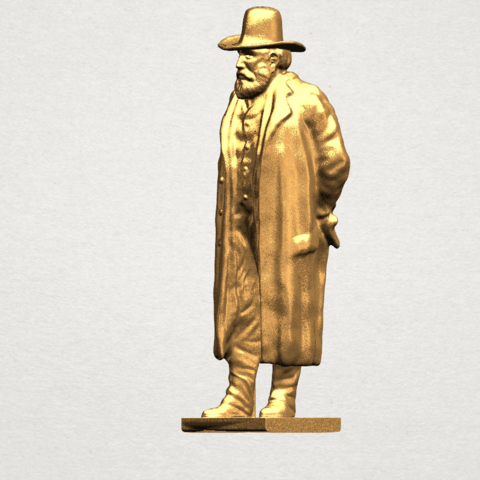 Sculpture of a man A02.png Download free STL file Sculpture of a man 02 • Object to 3D print, GeorgesNikkei