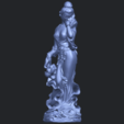 06_TDA0449_Fairy_04B02.png Télécharger fichier STL gratuit Fée 04 • Plan à imprimer en 3D, GeorgesNikkei