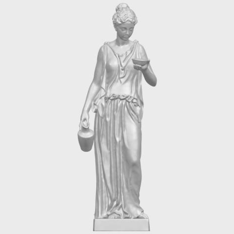 11_TDA0251_Beautiful_Girl_03_STLA01.png Download free STL file Beautiful Girl 03 • 3D print template, GeorgesNikkei