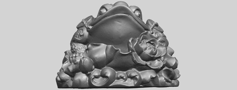 21_TDA0336_The_Golden_ToadA09.png Download free STL file The Golden Toad • 3D printer design, GeorgesNikkei