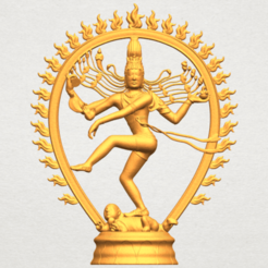 Download free 3D printing models Shiva King, GeorgesNikkei