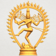 A01.png Download free STL file Shiva King • 3D printing template, GeorgesNikkei