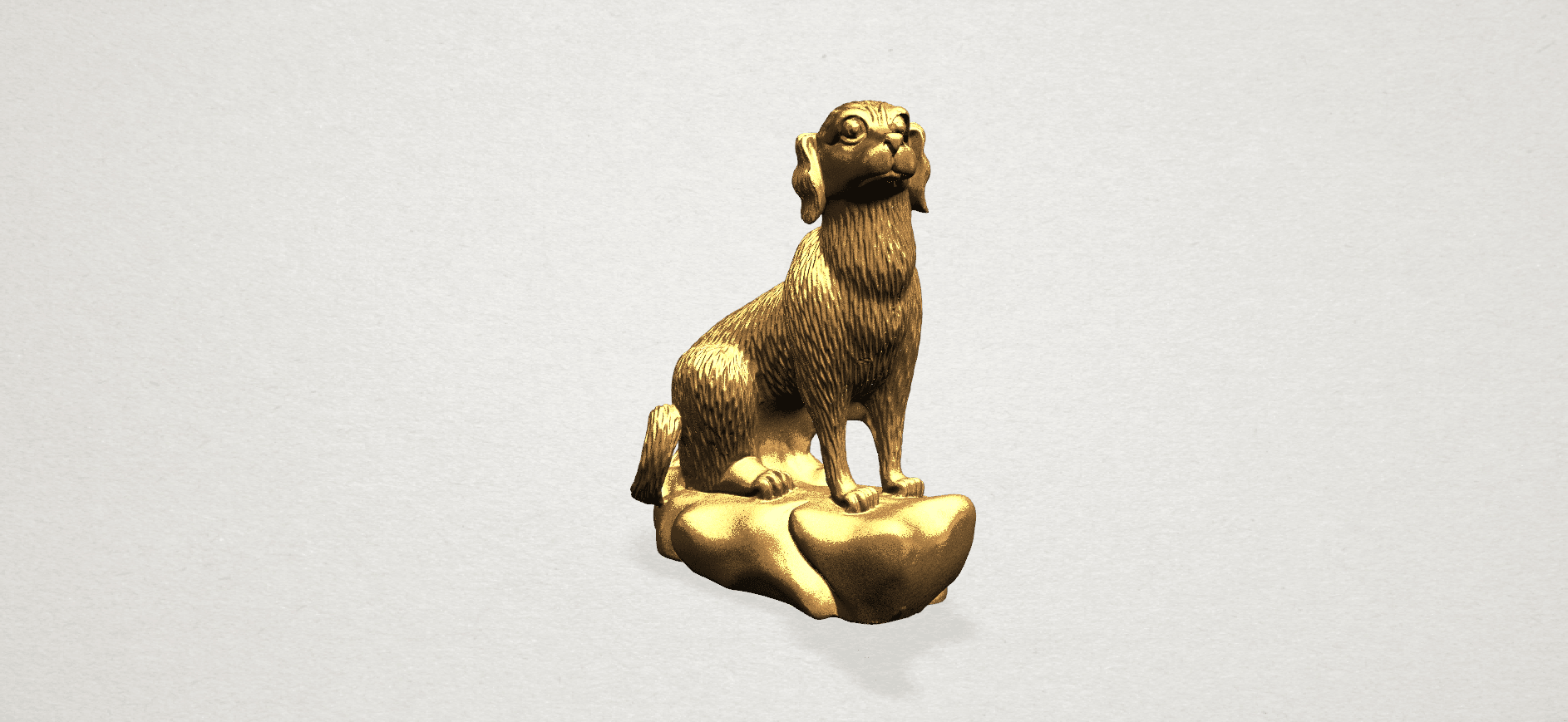 ZChinese Horoscope11-B04.png Download free STL file Chinese Horoscope 11 Dog • 3D print design, GeorgesNikkei