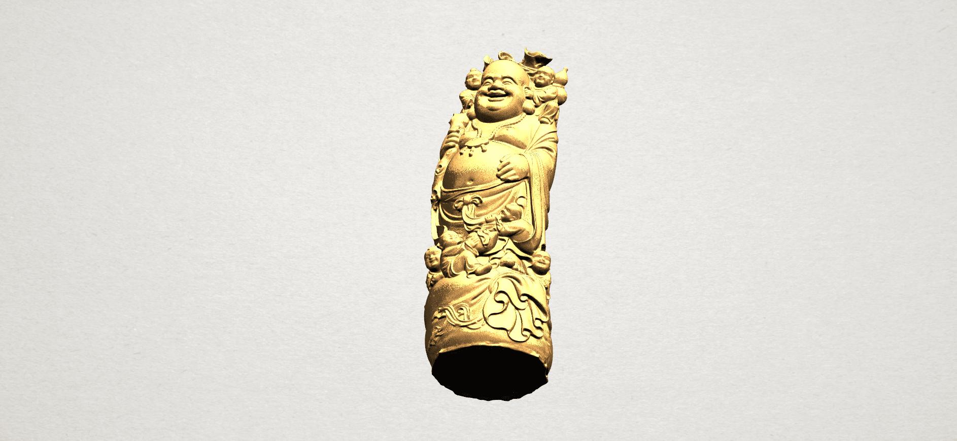 TDA0070 Metteyya Buddha 02 - 88mm - A10.png Download free STL file Metteyya Buddha 02 • 3D printer object, GeorgesNikkei