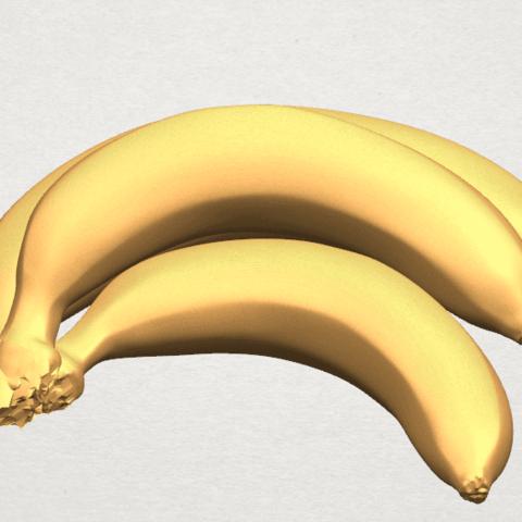TDA0553 Banana A06.png Download free STL file Banana 01 • 3D printer design, GeorgesNikkei