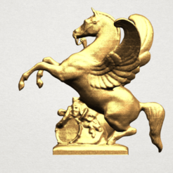 Free 3D print files Horse 05, GeorgesNikkei