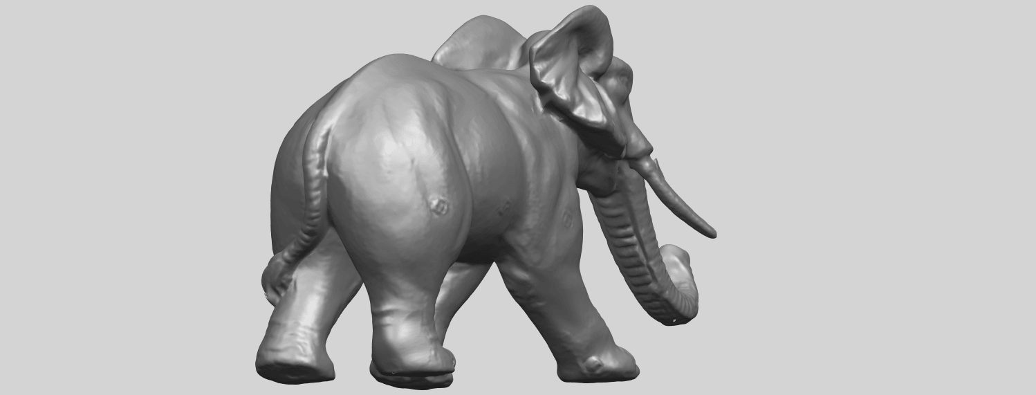 07_Elephant_01_92.6mmA05.png Download free STL file Elephant 01 • 3D printer design, GeorgesNikkei