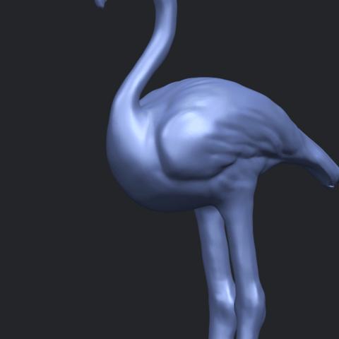 04_TDA0597_Flamingo_01A10.png Download free STL file Flamingo 01 • 3D printing model, GeorgesNikkei