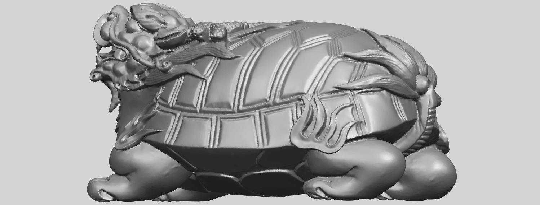01_TDA0333_Dragon_TortoiseA02.png Download free STL file Dragon  Tortoise • Model to 3D print, GeorgesNikkei