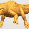 A04.png Download free STL file Alligator 01 • 3D printer object, GeorgesNikkei