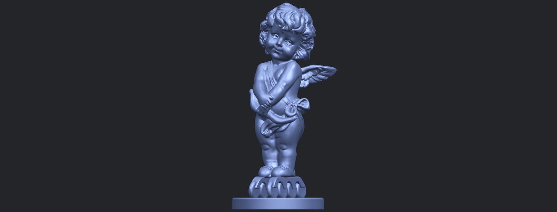 16_TDA0479_Angel_Baby_02B02.png Télécharger fichier STL gratuit Bébé Ange 02 • Plan pour imprimante 3D, GeorgesNikkei
