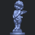 Free 3D printer designs Angel Baby 02, GeorgesNikkei