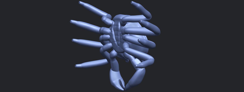 21_TDA0612_CrabB08.png Télécharger fichier STL gratuit Crabe • Objet pour imprimante 3D, GeorgesNikkei