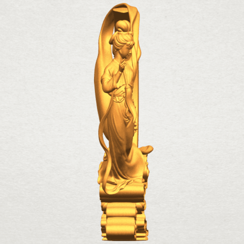 A09.png Download free STL file Fairy 08 • 3D printable model, GeorgesNikkei