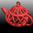 03.png Download free STL file Necklaces -Tea pot • 3D print object, GeorgesNikkei