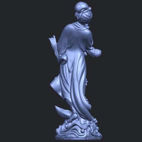 01_TDA0448_Fairy_03B07.png Download free STL file Fairy 03 • 3D printable object, GeorgesNikkei
