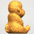 A08.png Download free STL file Monkey A01 • 3D printer model, GeorgesNikkei