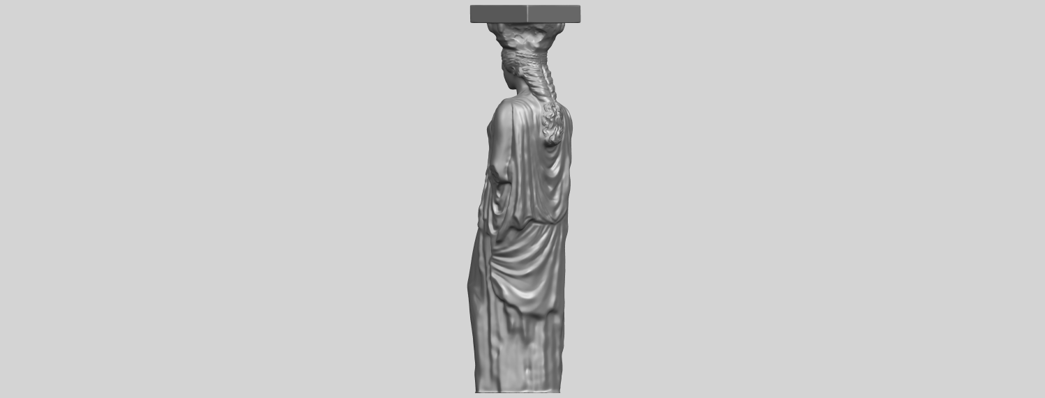 19_Pose_with_Girl_80mmA05.png Download free STL file Pose with Girl • 3D printable template, GeorgesNikkei