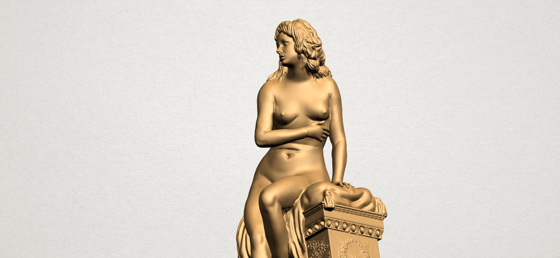 Naked Girl (i) B10.png Download free STL file Naked Girl 01 • 3D printing model, GeorgesNikkei