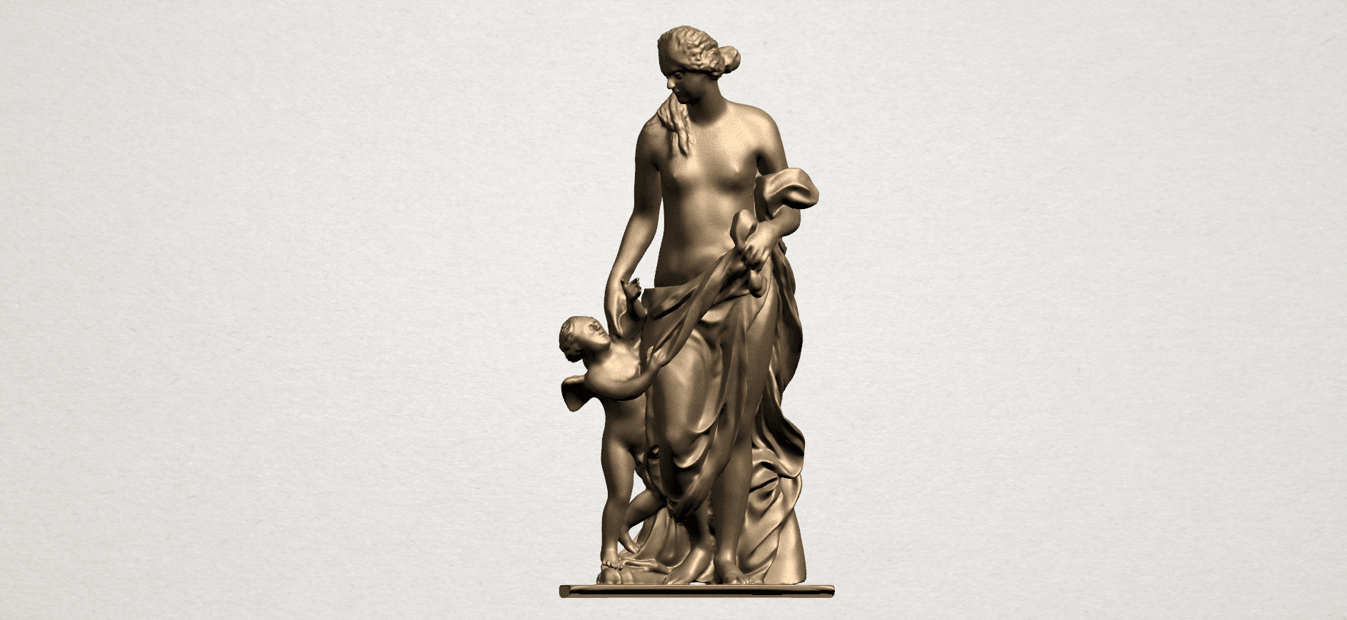 Mother and Child (v) A01.png Download free STL file Mother and Child  05 • 3D printable model, GeorgesNikkei