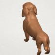 Télécharger plan imprimante 3D gatuit Chien - Teckel, GeorgesNikkei