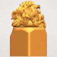 A05.png Télécharger fichier STL gratuit Timbre Dragon 01 • Objet à imprimer en 3D, GeorgesNikkei