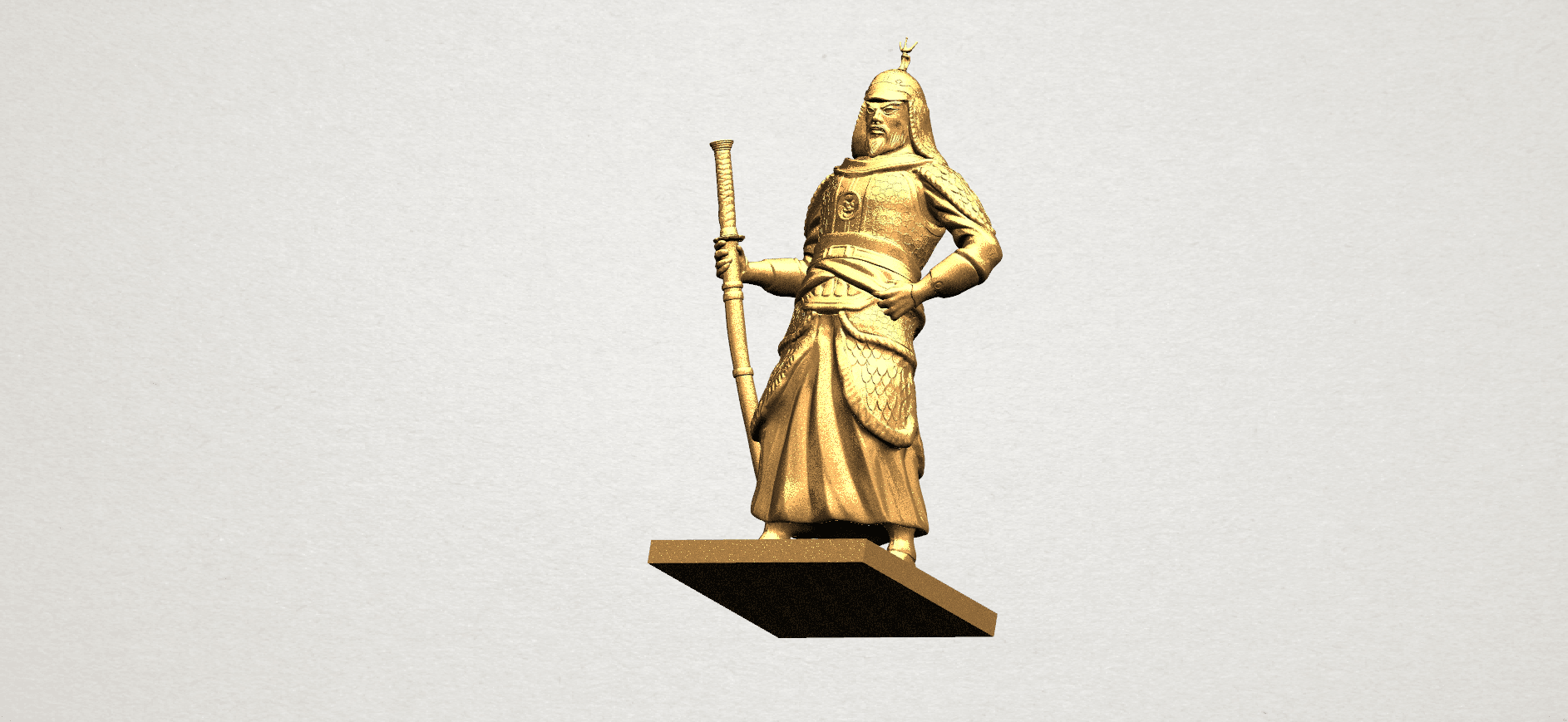 Age of Empire - warrior -C10.png Download free STL file Age of Empire - warrio • 3D print design, GeorgesNikkei