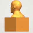 TDA0294 Obama A04.png Download free STL file Obama • 3D print model, GeorgesNikkei