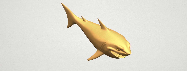 TDA0486 Shark A07.png Download free STL file Shark • 3D print design, GeorgesNikkei