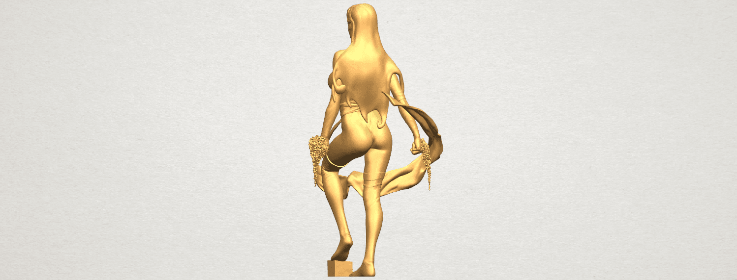 TDA0476 Beautiful Girl 10 A04.png Download free STL file Beautiful Girl 10 • 3D printable design, GeorgesNikkei