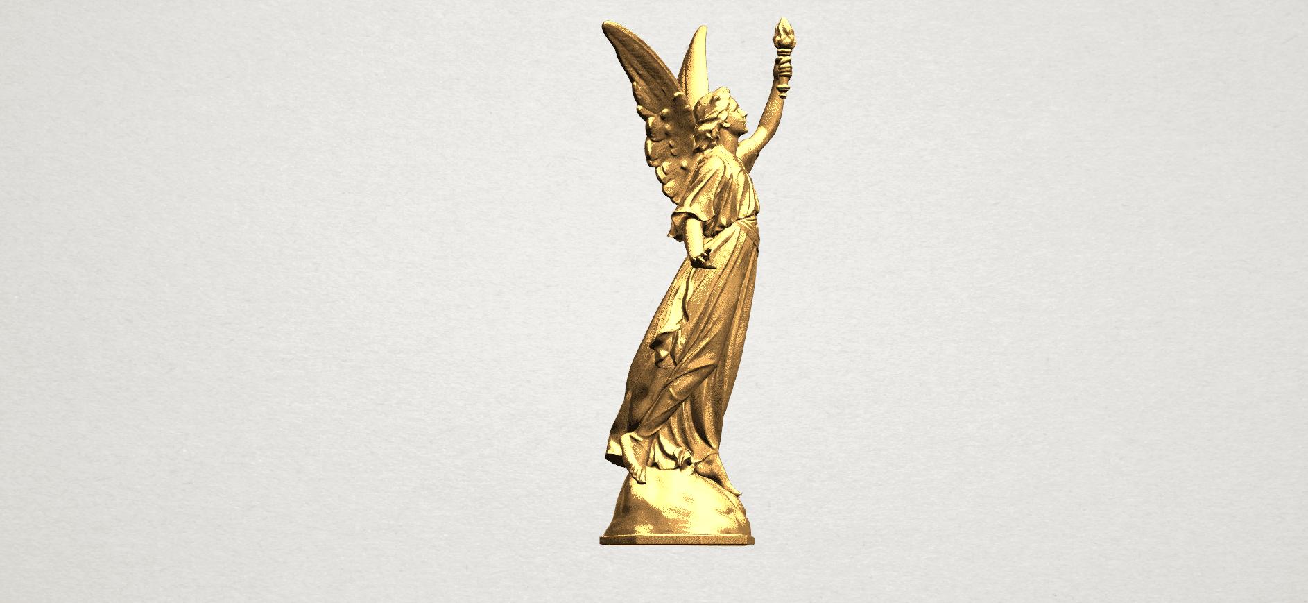 Statue 01 - A06.png Télécharger fichier STL gratuit Statue 01 • Design à imprimer en 3D, GeorgesNikkei