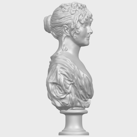 24_TDA0201_Bust_of_a_girl_01A09.png Download free STL file Bust of a girl 01 • Object to 3D print, GeorgesNikkei