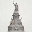TDA0242 Place de la Republique A01.png Download free STL file Place de la Republique • 3D printer model, GeorgesNikkei