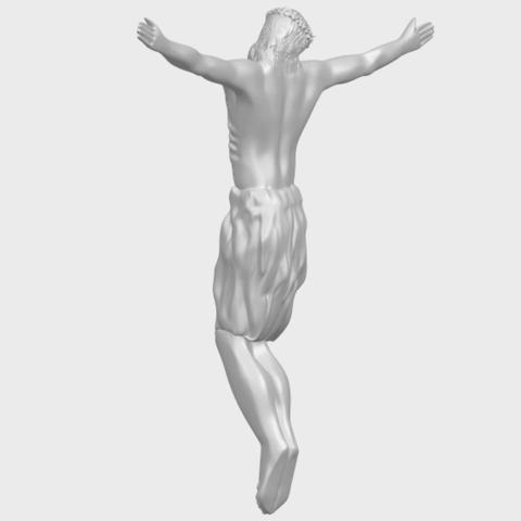 04_TDA0232_Jesus_iii_88mmA05.png Download free STL file Jesus 03 • 3D printable template, GeorgesNikkei